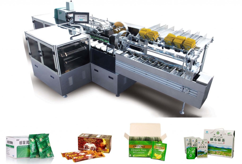 Continuous Cartoners for Multi-bags