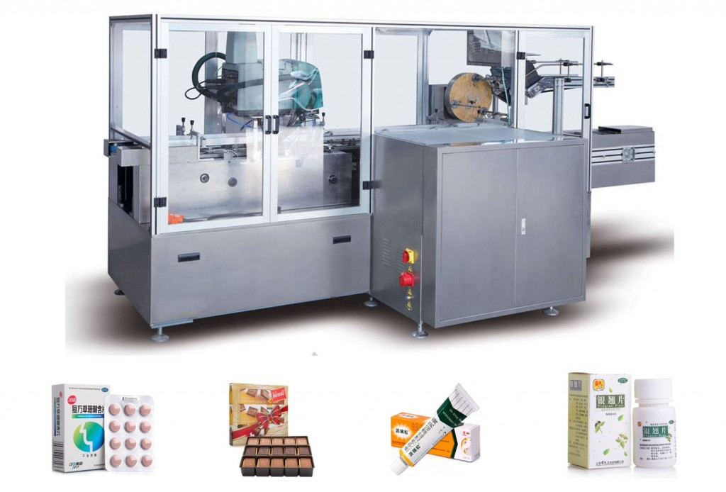 High Speed Continuous Cartoners