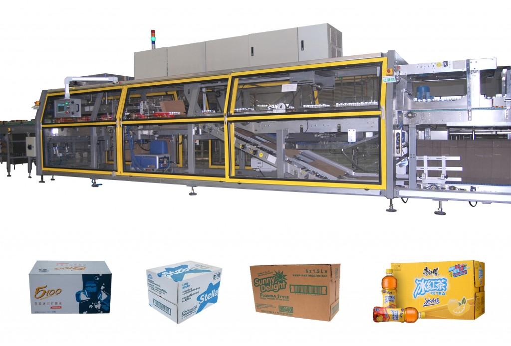 High-speed Case Packer